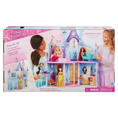 Disney Princess Disney Prenses Kraliyet Sarayı  Renkli